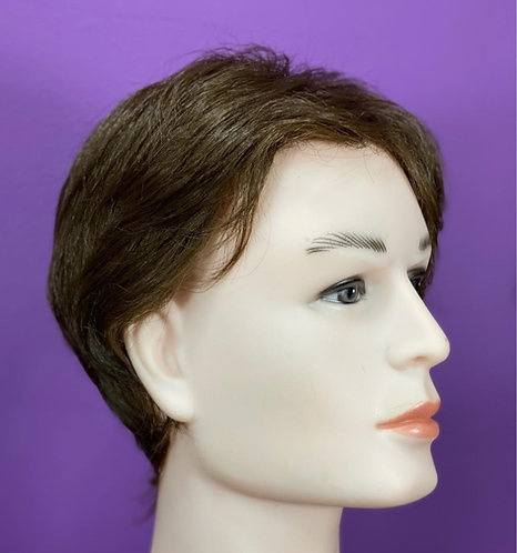 Short Synthetic Hair Men Wig