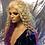 "Thumbnail: 24"" Human Hair Blend Lace Frontal Wig"