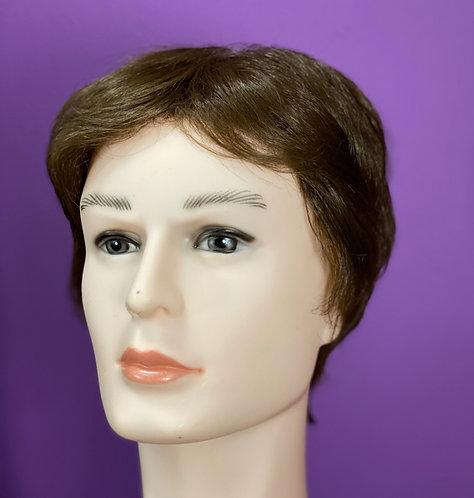 Short Synthetic Hair Men Wig