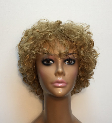 "6"" 100% Human Hair Full Cap Wig"