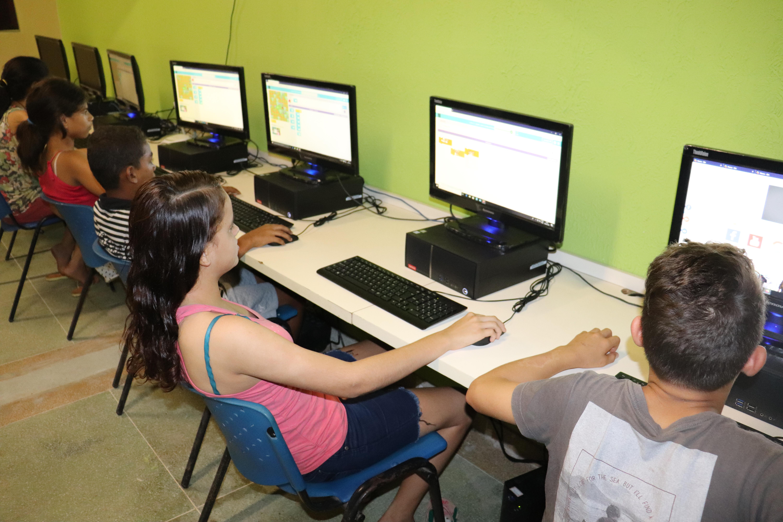 Aula de Informatica