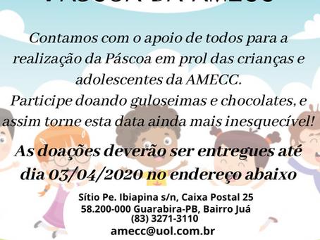 PÁSCOA AMECC 2020