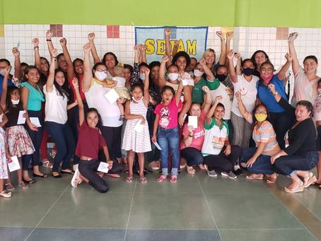 Amecc celebra o dia internacional da mulher