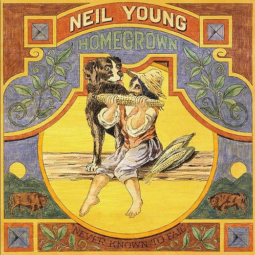 NEIL YOUNG - HOMEGROWN CD DIGIPACK