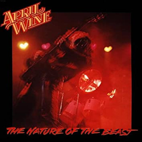 APRIL WINE - THE NATURE OF THE BEAST CD