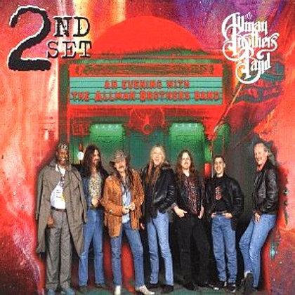THE ALLMAN BROTHERS BAND - 2AND SET CD