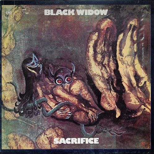 BLACK WIDOW - SACRIFICE CD DIGIPACK
