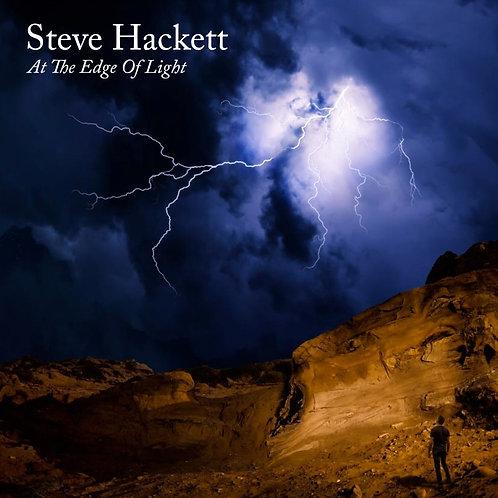 STEVE HACKETT - AT THE EDGE OF LIGHT CD