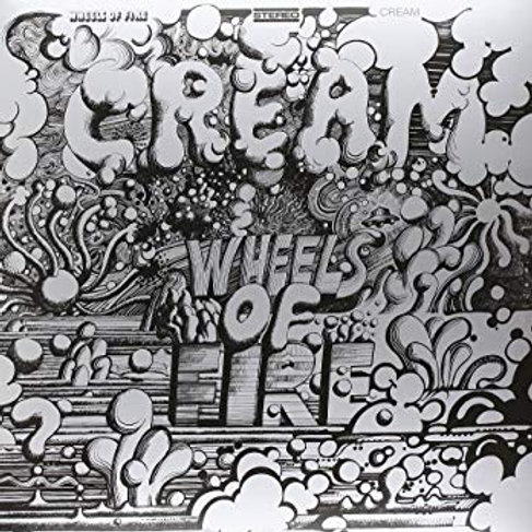 CREAM - WHEELS OF FIRE BOX SET