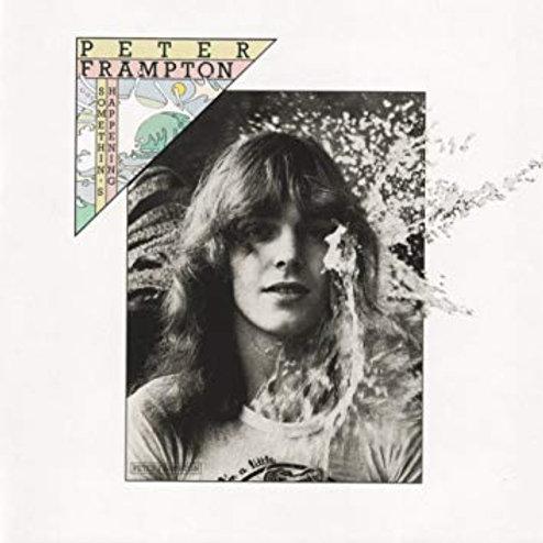 PETER FRAMPTON - SOMETHINGS HAPPENING LP