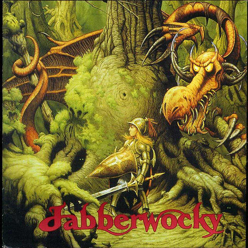 CLIVE NOLAN & OLIVER WAKEMAN - JABBERWOCKY CD