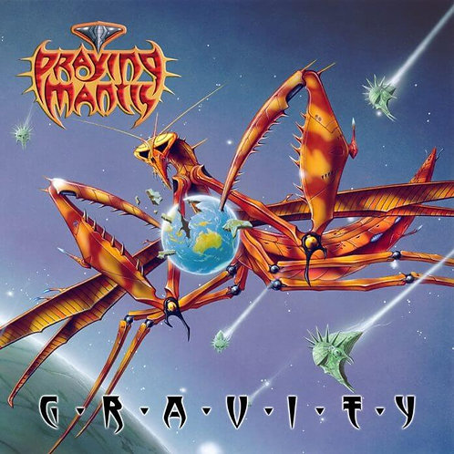 PRAYING MANTIS - GRAVITY CD