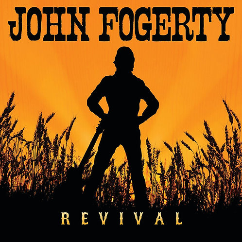 JOHN FOGERTY - REVIVAL LP