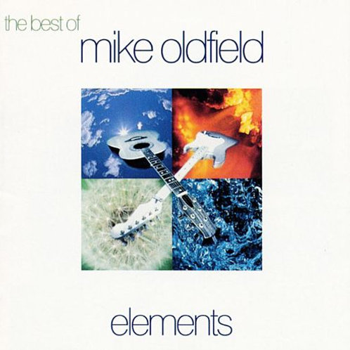 THE BEST OF MIKE OLDFIELD - ELEMENTS CD