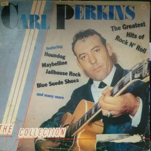 CARL PERKINS - THE COLLECTION LP