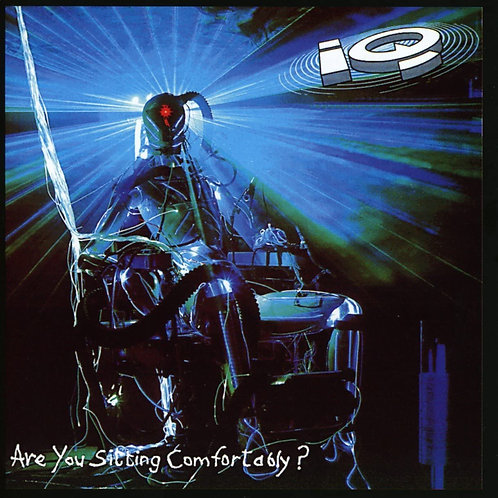 IQ - ARE YOU SITING COMFORTABLY CD