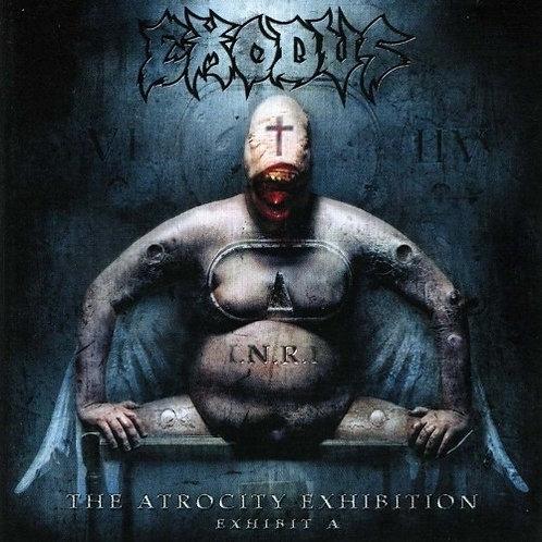 EXODUS - THE ATROCITY EXHIBITION CD