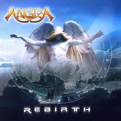 ANGRA - REBIRTH CD