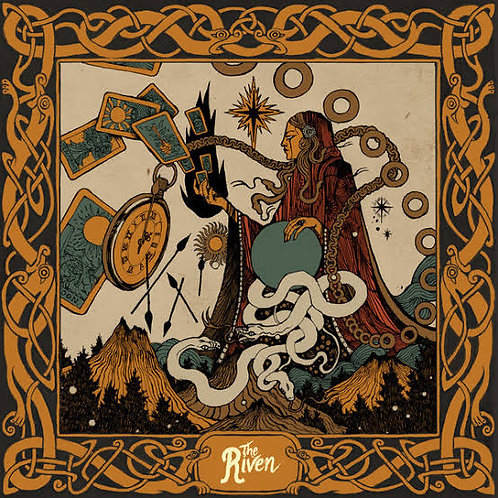 THE RIVEN - 2019 CD