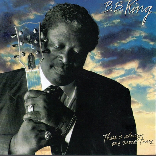 B.B.KING - THERE IS ALWAYS ONE MORE TIME CD