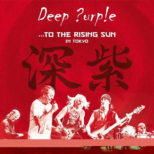 DEEP PURPLE - TO THE RISING SUN (IN TOKYO) DUPLO CD