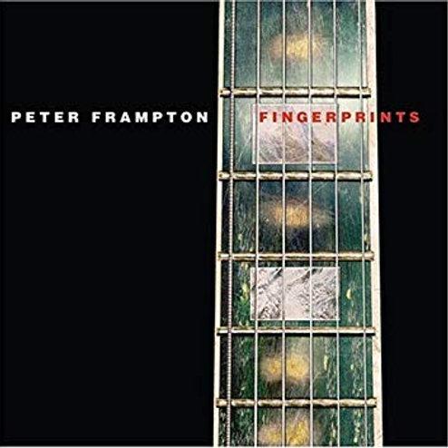PETER FRAMPTON - FINGERPRINTS CD