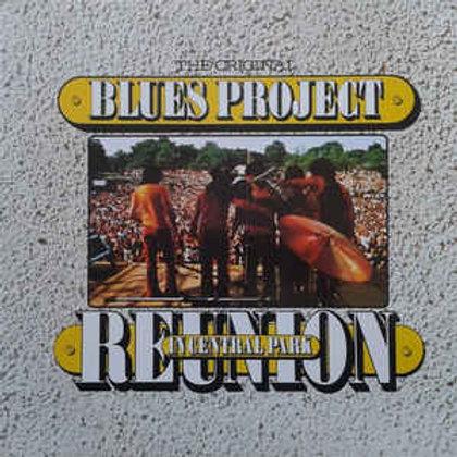BLUES PROJECT REUNION - IN CENTRAL PARK DUPLO LP