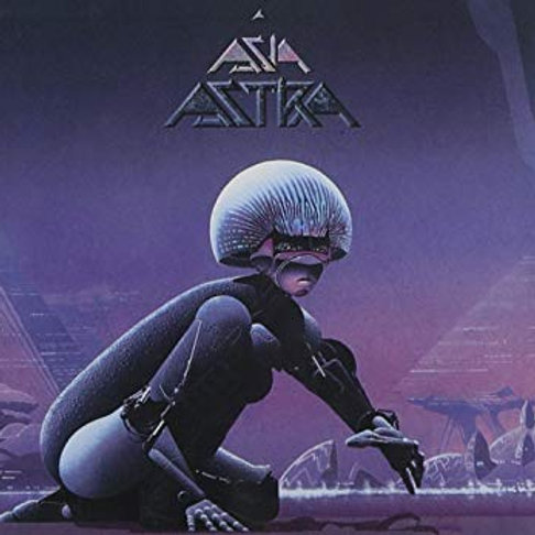 ASIA - ASTRA CD