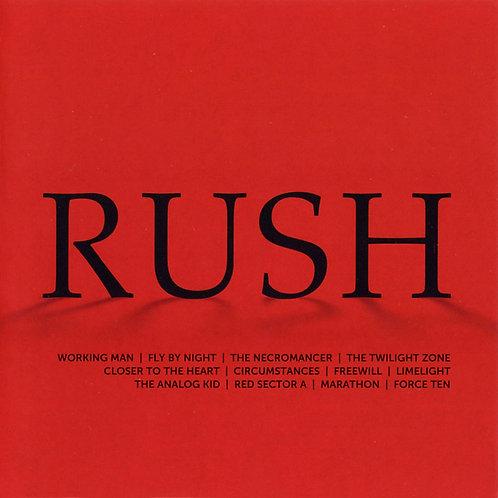 RUSH - ICON CD