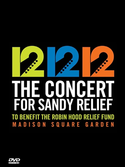 121212 - THE CONCERT FOR SANDY RELIEF DUPLO CD