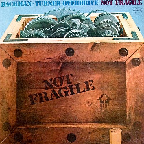 BACHMAN TURNER - OVERDRIVE NOT RELEASE