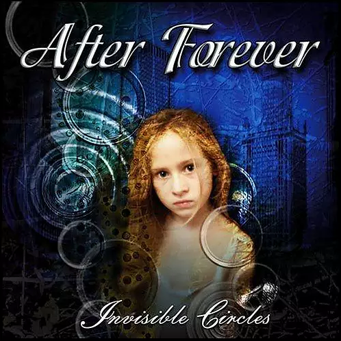 AFTER FOREVER - INVISIBLE CIRCLES CD