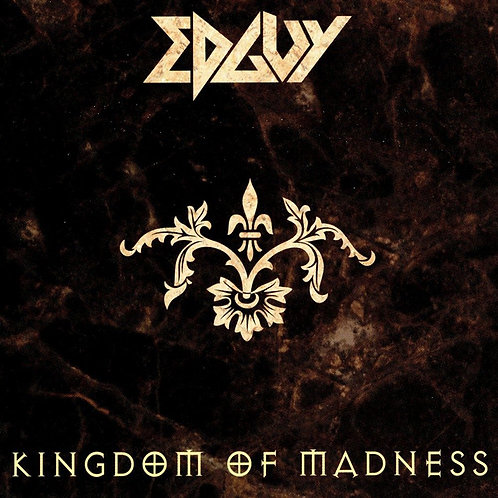 EDGUY - KINGDOM OF MADNESS CD