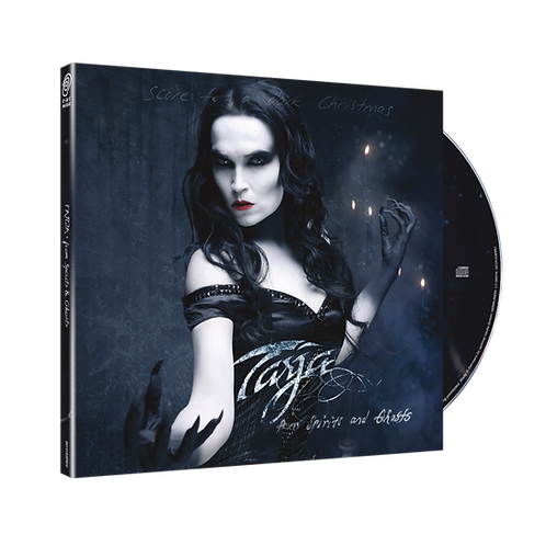 TARJA - AM SPIRITS AND GHOSTS CD