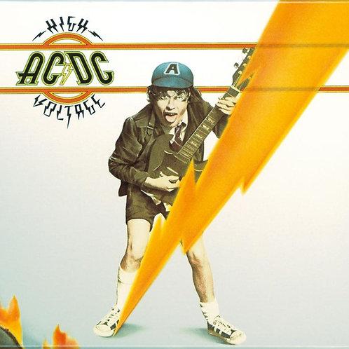 AC/DC - HIGH VOLTAGE CD