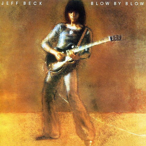 JEFF BECK - BLOW BY BLOW CD