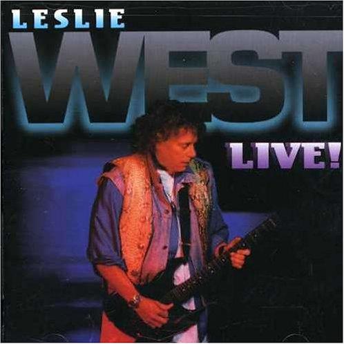 LESLIE WEST - LIVE! CD