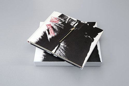 THE ROLLING STONES - STICKY FINGERS BOX SET