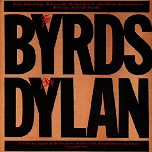 BOB DYLAN - BYRDS PLAY LP
