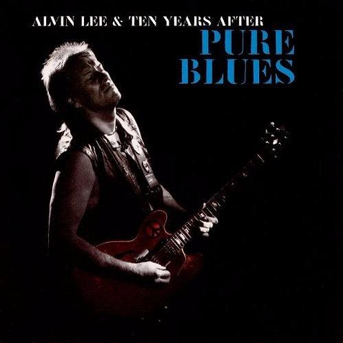 ALVIN LEE & TEN YEARS - PURE BLUES CD