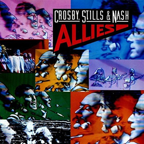 CROSBY, STILLS & NASH - ALLIES LP