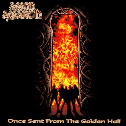 AMON AMARTH - ONCE SENT FROM THE GOLDEN HALL DUPLO CD