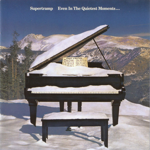 SUPERTRAMP - EVEN IN THE QUIETEST MOMENTS CD