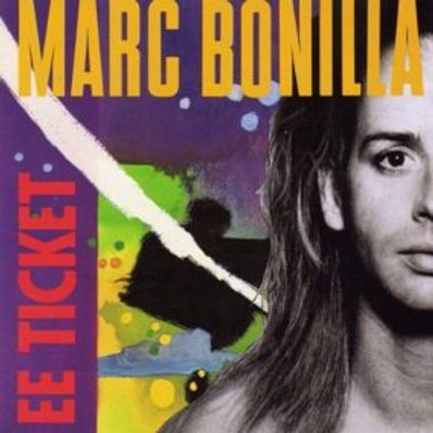 MARC BONILLA - EE TICKET CD