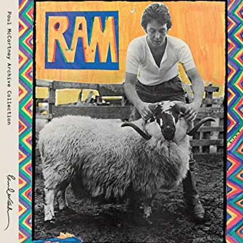 RAM - PAUL AND LINDA MCCARTNEY CD DIGIPACK