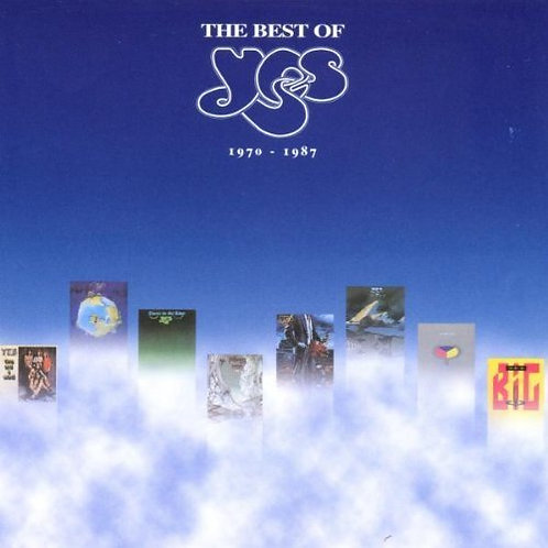 YES - THE BEST OF 1970 - 1987