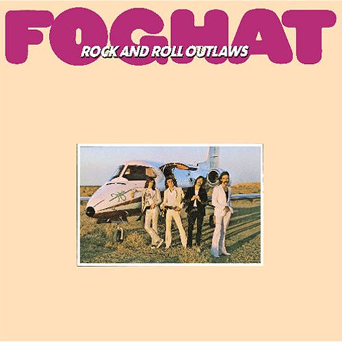 FOGHAT - ROCK ROLL OUTLAWS CD
