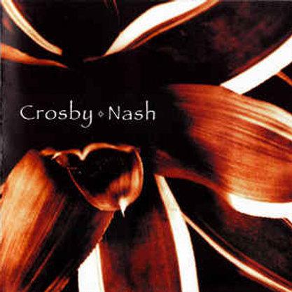 CROSBY & NASH - FIRST ALBUM DUPLO CD