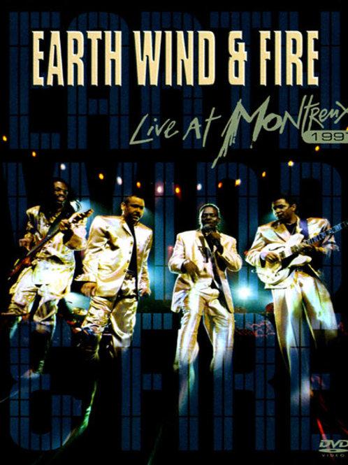 EARTH WIND E FIRE - LIVE MONTREUX DVD