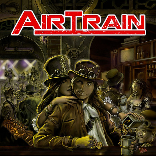 AIRTRAIN CD